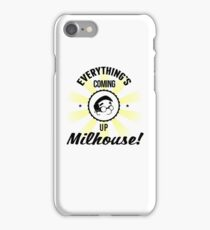Everything's Coming up Milhouse - Face iPhone Case/Skin