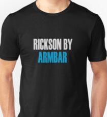 Rickson By Armbar Brazilian Jiu Jitsu (BJJ) T-Shirt