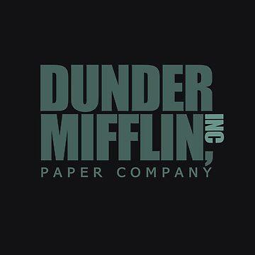 Dunder Mifflin Paper Company  by Artsez