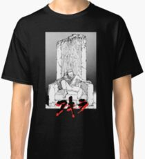 Tetsuo en el trono Classic T-Shirt