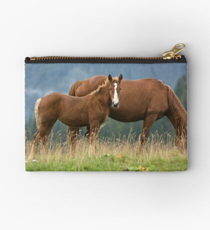 Hey Mom! Who is she? Studio Pouch
