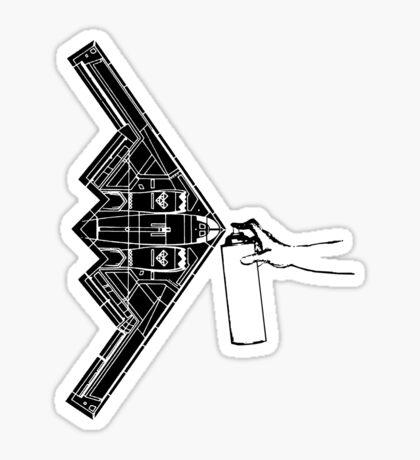 B-2 (Stealth Bomber) Sticker
