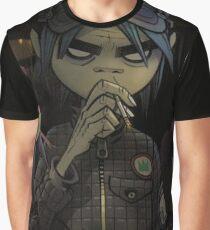 Gorillaz | 2D  Graphic T-Shirt
