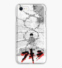 Akira niño 28 iPhone Case/Skin