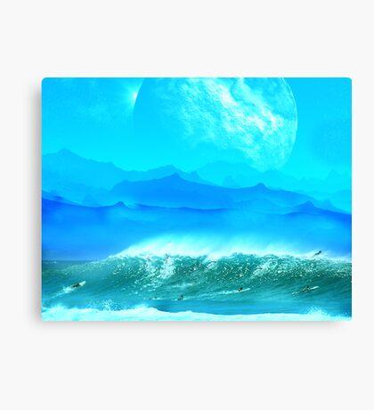 Steen's World Canvas Print