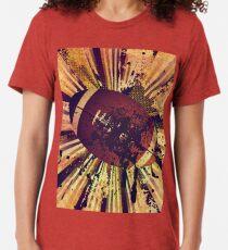 Camiseta de tejido mixto Grunge Rugby 4