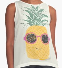 Pineapple dude Contrast Tank