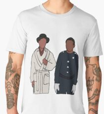 Troy and Abed Community Men's Premium T-Shirt