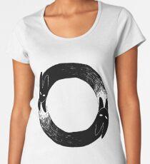 Black Rabbit Women's Premium T-Shirt