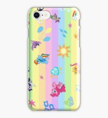 my little pony collage iPhone Case/Skin