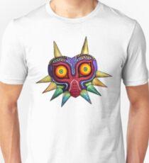 Camiseta unisex Máscara de Majora, Zelda