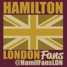 Hamilton Fans LDN 1 by DetourShirts