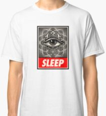 Sleep Eye Conspiracy Classic T-Shirt