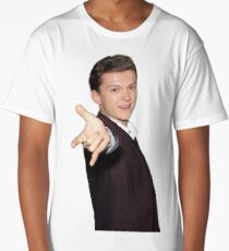 Tom Holland  Long T-Shirt