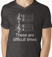 These Are Difficult Times shirt T-Shirt