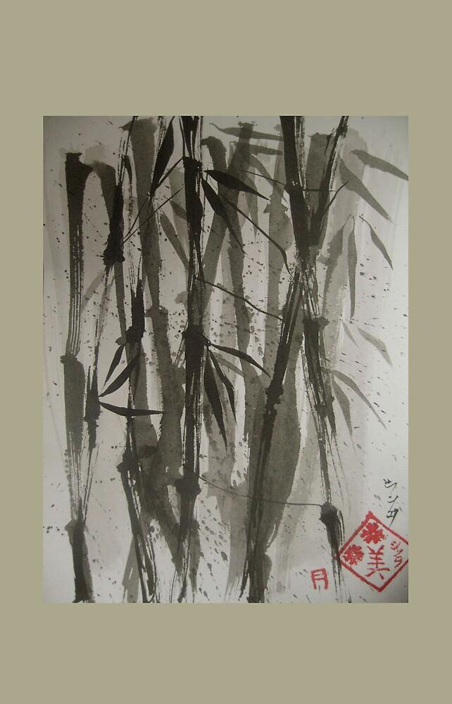 Sumie 003 by Suryani Shinta