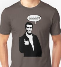 Happy Days Fonzie T-Shirt Unisex T-Shirt
