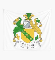 Tipping  Wall Tapestry