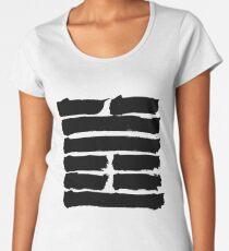 i ching - follow Women's Premium T-Shirt