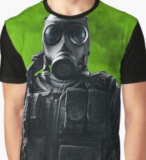 The Smoke Graphic T-Shirt