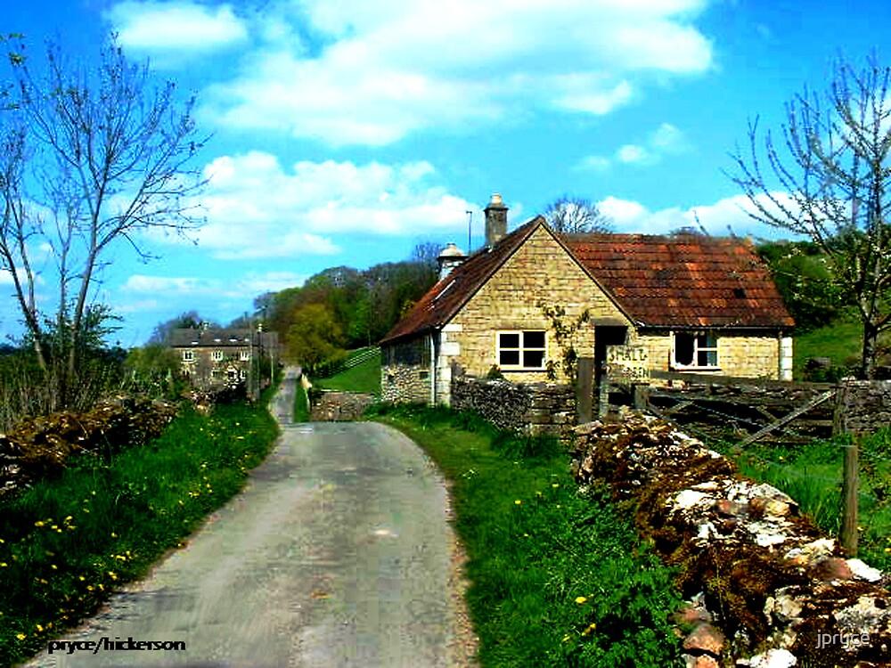 Cottage by jpryce