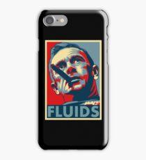 """Jack D. Ripper """"Fluids"""" Poster iPhone Case/Skin"""