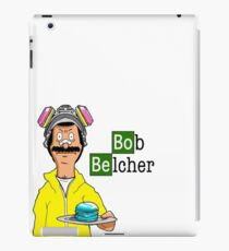breaking burgers  iPad Case/Skin