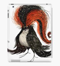 Chickenpaunk Conga iPad Case/Skin