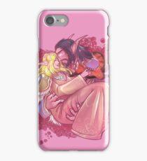 Night Elf Romance iPhone Case/Skin