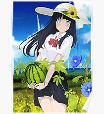 Hinata Hyuga Poster