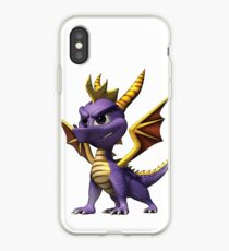 Spyro The Dragon iPhone Case