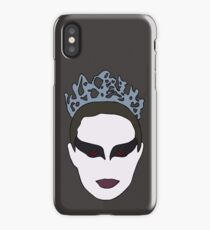 Black Swan Natalie Portman iPhone Case/Skin