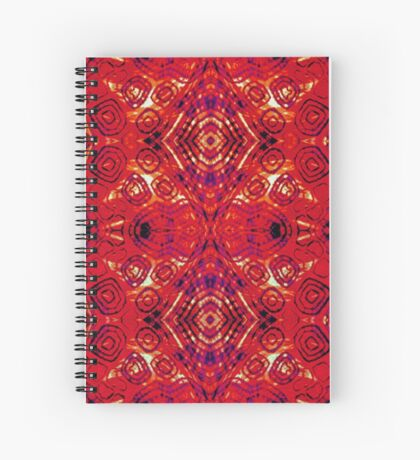 zen - I Am Rooted Spiral Notebook