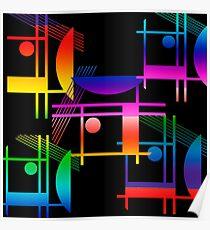 Rainbow No. 1 Poster