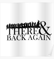 There & Back Again Poster