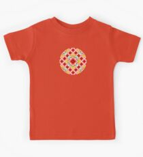 Chinoiserie Circus Geometric Kids Clothes