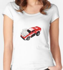 Red Rider Women's Fitted Scoop T-Shirt