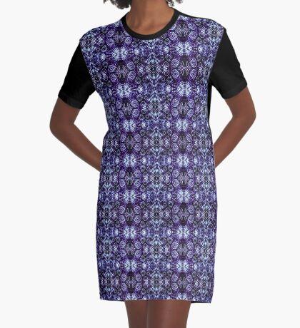 Zen I Am In-Sight-Ful Graphic T-Shirt Dress