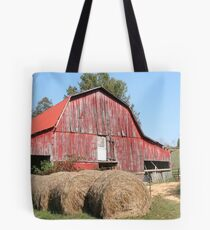 OLD TENNESSEE BARN Tote Bag