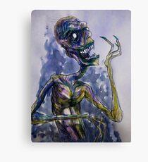 Undead Zombie Fantasy art Canvas Print