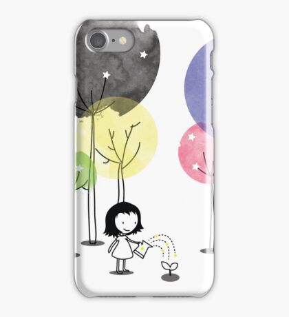 Plant Your Dreams iPhone Case/Skin