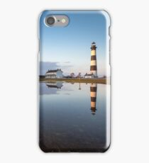 North Carolina Bodie Island Lighthouse Cape Hatteras National Seashore iPhone Case/Skin