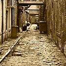 Alleyway 03 by Glen Allen