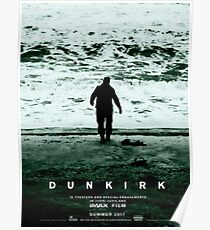 Dunkirk - 2017 Movie Poster Poster