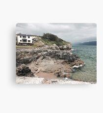Northern Irish Coast  Canvas Print