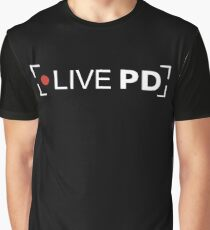 live pd Graphic T-Shirt