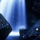 Blue Falls by Rodney Lee Williams