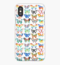 Watercolour Butterflies iPhone Case/Skin