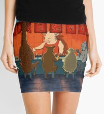 Street Food Mini Skirt