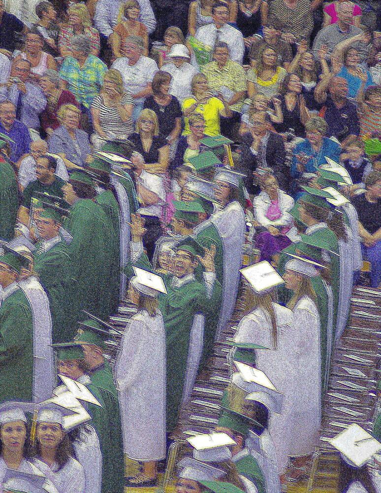 Graduate by Michael Gatch